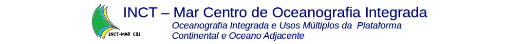 INCT - Mar Centro de Oceanografia Integrada